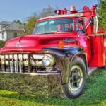 """Ford F-800 Wrecker"" by johnmjoy"