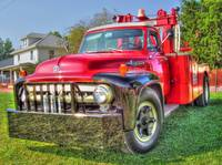 Ford F-800 Wrecker