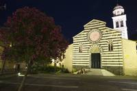Saint Andrea church in Levanto Liguria Italy