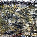 """Pick Up Sticks"" by LesaFisher-Artworks"