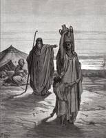 The Expulsion of Ishmael and His Mother