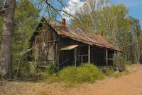Old Homestead in North Georgia