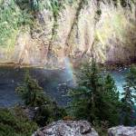 """Rainbow on the Yellowstone"" by LHenryImages"