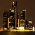 """RenCen at Night2"" by RobTerwilliger"