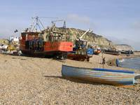 Hastings the stade Fishing boats (6)