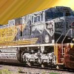 """Rio Grande Heritage Heavy Metal"" by ColoradoArt"