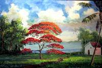 Royal Poinciana Tropical River