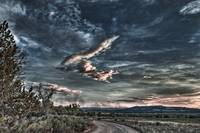 Ghost Ranch Skyscape