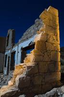 Rhyolite By Flashlight