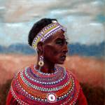 """Samburu Woman"" by CarolMcCarty"