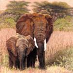 """Giants Of Kenya"" by CarolMcCarty"