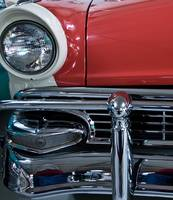 1956 Ford Fairlane Sunliner, Cussler Museum, Color