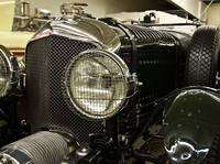 1929 Bentley Blower, Cussler Museum, Colorado