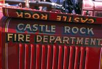 Fire Engine 9, Castle Rock, Colorado
