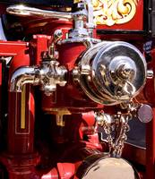 Old Fire Engine Water Valves 2, CO
