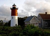 Nauset Lighthouse - Eastham, Cape Cod