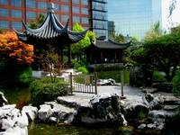 Chinese Classical Garden, Portland, Oregon