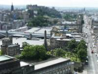 [78/365] Scotland Tilt Shift