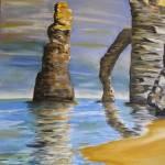 """""""Sea Stacks at Flamborough"""" by phudson"""