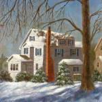 """Winter White"" by susansartgallery"