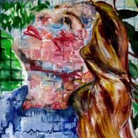 Face Art Prints & Posters by Elizabeth Farrell