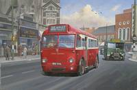 London Transport AEC Q type