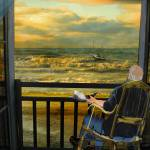 """The old man and the sea"" by ArteSigno"