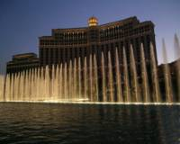 Bellagio and Fountains