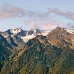 """Olympic Mountains, Washington, USA"" by RichardSisk"