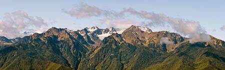 Olympic Mountains, Washington, USA