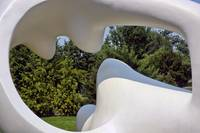 Large Reclining Figure (Detail)