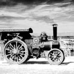 """Traction Engine at Dorset Steam Fair"" by Adrianhall"