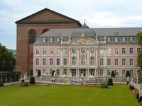 Music Hall & Bacillica; Trier, Germany