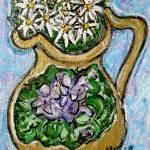 """Edelweiss in Limoges"" by HeidiZeile"