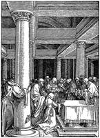 Christs Presentation of in the Temple