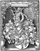 Coat of Arms of Johann Tscherte