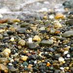 """Pebbles At The Seashore"" by MoonLiteStudio"