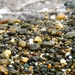 """Pebbles At The Seashore"" by MoonLiteStudio"