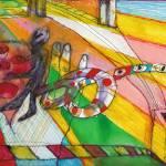 """""""Alien Snake Dream"""" by EdKaitz"""