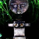 """""""Silver Akuaba"""" by Barbara_Stock"""