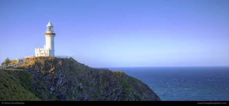 Byron Bay Lighthouse - HDR