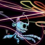"""Releasing the Inner Smurf"" by NateBartling"