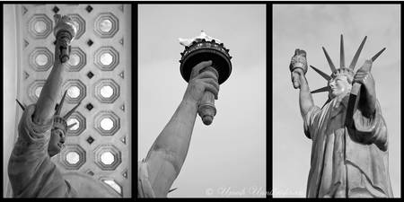 Triptych of Liberty