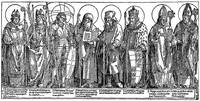 The Austrian Saints