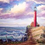 """Lighthouse"" by mazz"