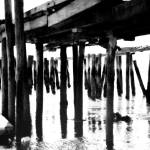 """Wharf BW 3"" by visionvideoproductions"