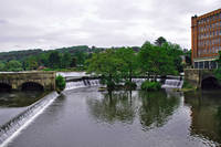 The Horseshoe Weir, Belper  (19299-RDA)