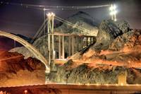 Bridge Construction at Hover Dam
