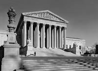 U.S. Supreme Court Building by WorldWide Archive