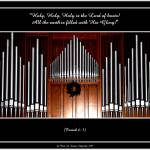 """Organ Pipes"" by Artists4God"